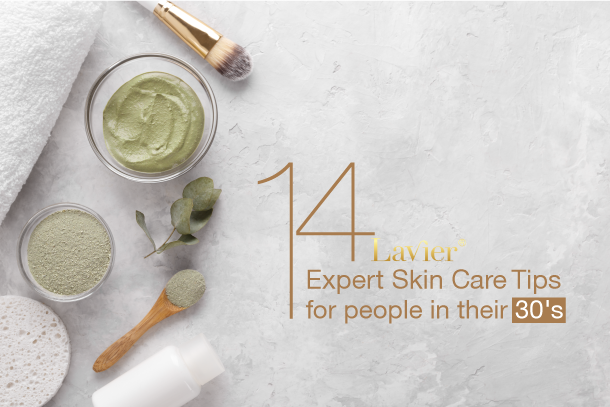 14 Expert Skin Care Tips for People in Their 30's