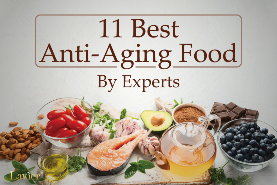 11 Best Anti-Aging Food By Experts
