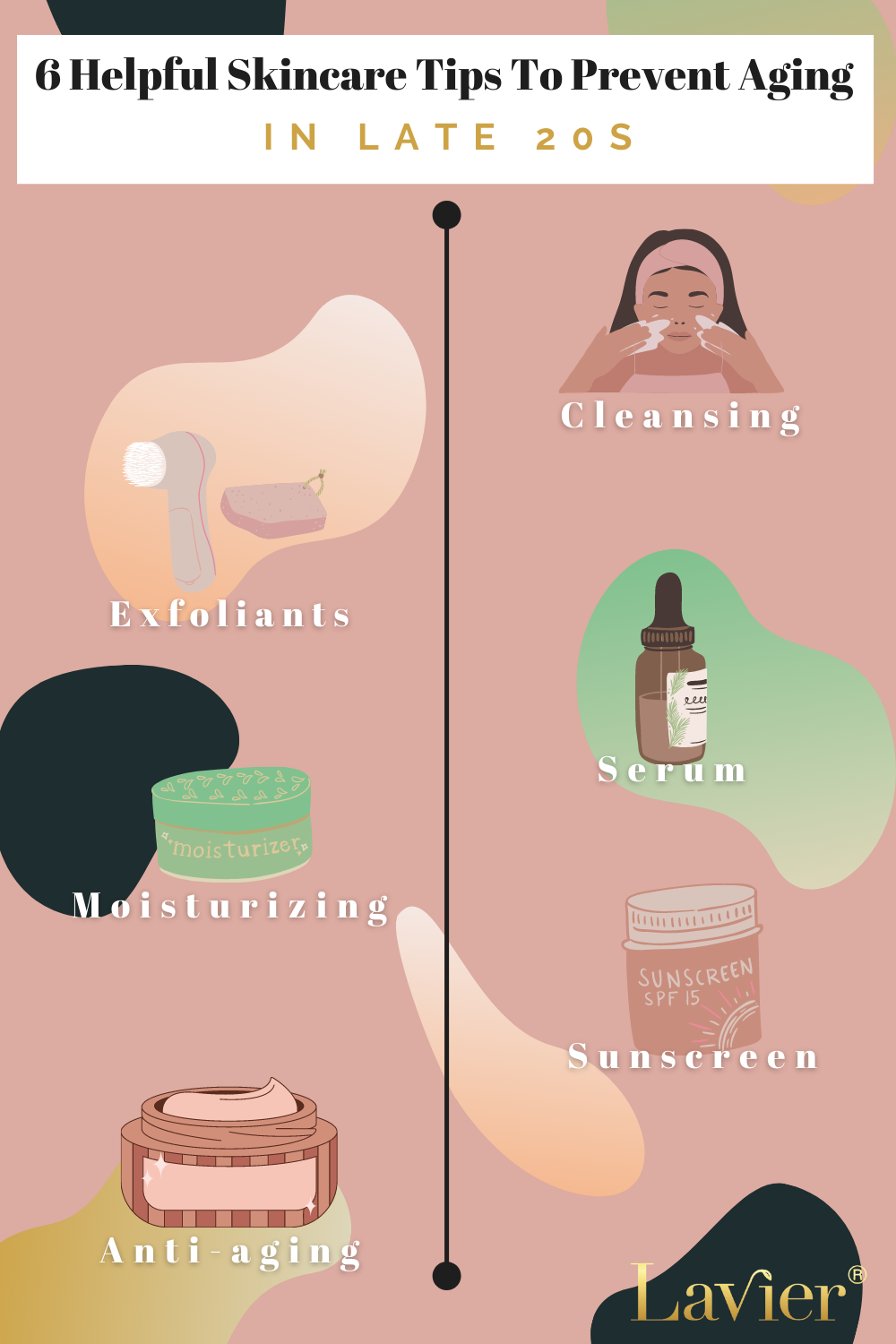 6 Helpful Skincare Tips To Prevent Aging in Late 20s